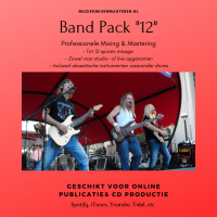 "Band Pack ""12"""
