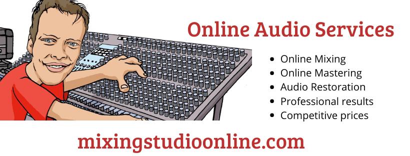 Mixing Studio Online