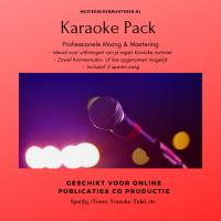 Karaoke Pack
