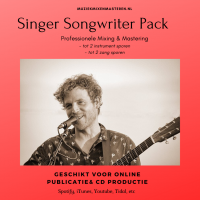 Singer Songwriter Pack